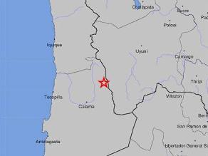 Un total de 16 sismos estremecieron Chile el último día del 2012