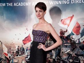 Anne Hathaway: No soy como Rihanna, no tenía sex appeal