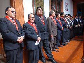 Huánuco: Jueces serán rotados de sus cargos al iniciar el Año Judicial