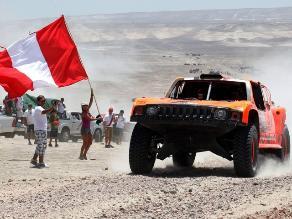 Perú en la mira de más de 300 millones de personas con Dakar 2013