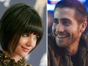 Katie Holmes no está saliendo con Jake Gyllenhaal, aseguran