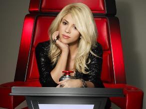 Shakira será una juez bastante exigente