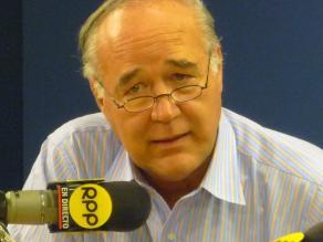 García Belaunde: Denuncia contra Grández amerita exhaustiva investigación