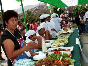 Tacna: Dos ferias gastronómicas se presentarán en el Dakar 2013