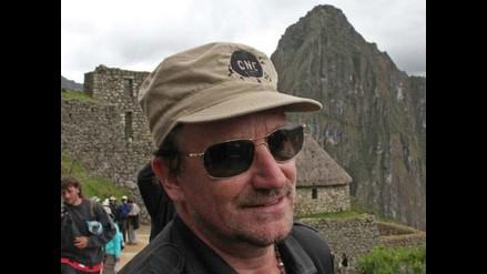 Bono llevó a toda su familia a pasear por el mundo