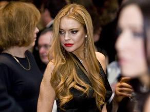 Lindsay Lohan se amanece de fiesta antes de ir a la corte