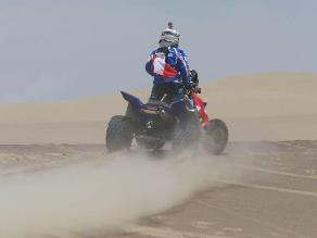 Así quedaron los peruanos en la primera etapa del Rally Dakar 2013