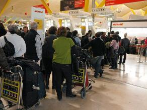 El aeropuerto de Pekín atendió 81,8 millones de pasajeros en 2012