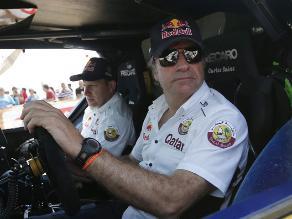 Carlos Sainz reclama por su GPS y le dan primer lugar del Dakar 2013