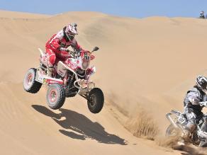 Reviva lo mejor de la participación peruana en la segunda etapa del Dakar