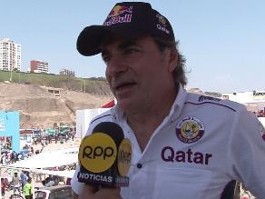 Dakar 2013: Retiran a Sainz bonificación por mal funcionamiento de GPS