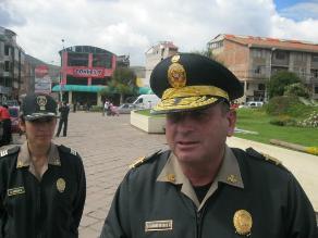 Cusco: Reforzarán seguridad de turistas peruanos y extranjeros