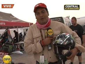VIDEO: Conozca qué equipo llevan los motociclistas del Dakar 2013