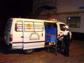 Arequipa: Salud en alerta verde desde este martes por Rally Dakar