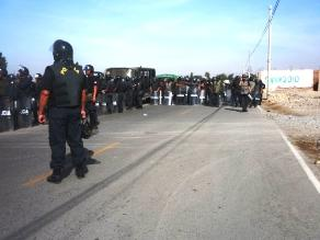Arequipa: Garantizan seguridad en ruta del Rally Dakar