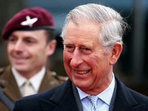 Carlos de Inglaterra, protege el medio ambiente para su nieto