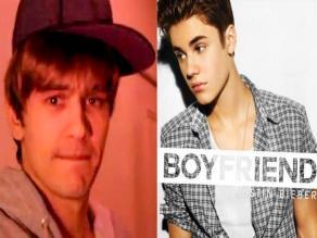 James Franco se burla de Justin Bieber en video casero de ´Boyfriend´