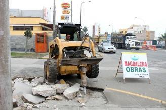 Chimbote: Investigarán trabajo de ingenieros por deficiencias en obras