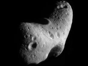 NASA planea capturar un asteroide