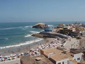 Restringen ingreso a playas de Punta Hermosa