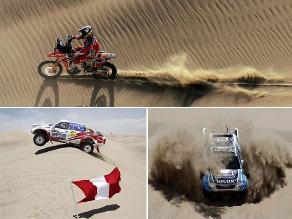Pisco: Rally Dakar 2013 no afectó Reserva Nacional de Paracas