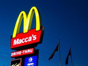 McDonald's ahora es