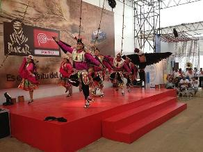 Vea lo mejor del último campamento peruano en el Rally Dakar 2013