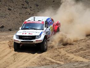 Ramón Ferreyros fue el mejor peruano en quinta etapa de automóviles