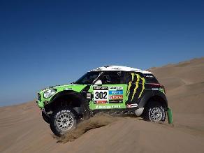 Rally Dakar 2013 le dijo adiós a suelo peruano tras la quinta fecha