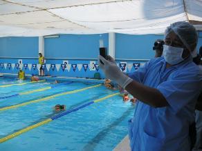 Buscan evitar contagios de conjuntivitis y gastritis en piscinas