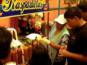 Chimbote: Municipio multará a fábricas que venden hielo para raspadilla