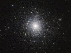 Telescopio capta nueva imagen de revoltijo de estrellas exóticas