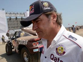 Dakar 2013: Carlos Sainz abandonó el Dakar 2013 por problemas mecánicos