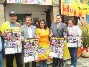 Elegirán a Señorita Integración 2013 en Cajamarca