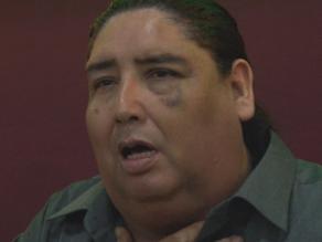 Tongo reafirmó su inocencia ante denuncia de intento de violación