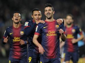 Barcelona goleó 5-0 al Córdoba por los octavos de la Copa del Rey