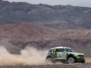 Rally Dakar ingresa a Argentina y bordeará los 5 mil metros de altura