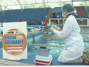 Solo cincuenta piscinas de Lima y Callao son calificadas de saludables