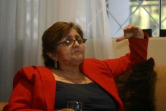 Dra. Carmen Gonzáles: