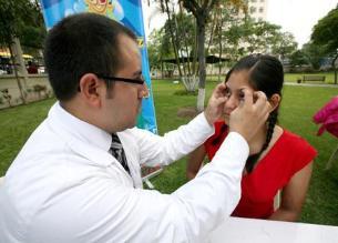 Más de 3 mil casos de conjuntivitis que se presentarán este verano