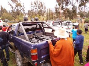 Dos muertos deja enfrentamiento por litigio de tierras en Cajamarca