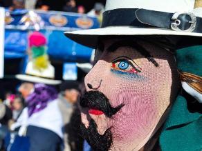 Jauja: La Tunantada, una parodia llena de color hecha tradición