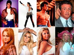 Los años pasan sobre los famosos, vea algunos de los cambios