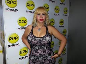 Susy Díaz: No necesito tener un grupo como Tilsa para dar un buen show