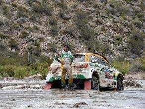 Dakar determinó darle el tiempo de Peterhansel a los demás pilotos