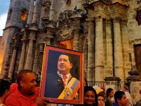 Cientos de venezolanos acuden a misa por la salud de Hugo Chávez
