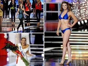 Conozca a la bella joven que conquistó el certamen Miss USA 2013