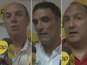 Pilotos peruanos que abandonaron el Dakar ya piensan en competir el 2014