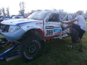 Ramón Ferreyros explicó la falla mecánica que causó su retiro del Dakar