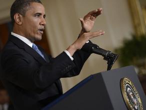Obama presentará plan para control de armas